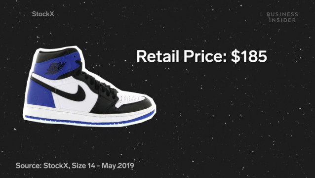 A pair of Air Jordans can resell for up to $2,000. Here's why these iconic Nike sneakers are so expensive.
